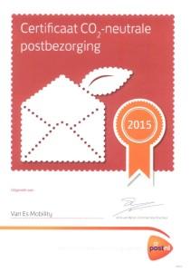 PostNL 2015